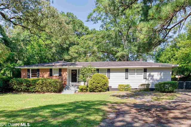 403 E Thornton Place, Mobile, AL 36609 (MLS #300059) :: The Kim and Brian Team at RE/MAX Paradise