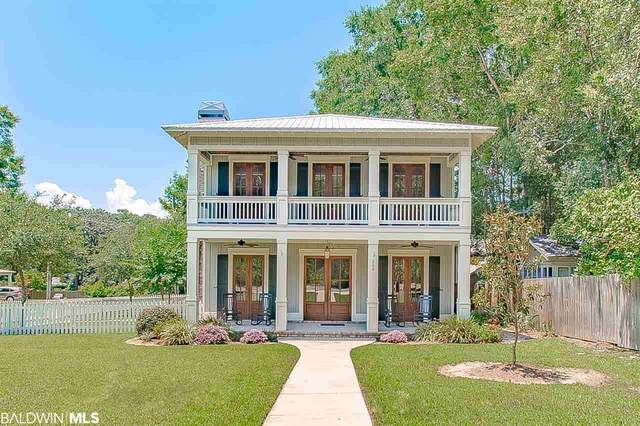 256 George Street, Fairhope, AL 36532 (MLS #300096) :: Gulf Coast Experts Real Estate Team