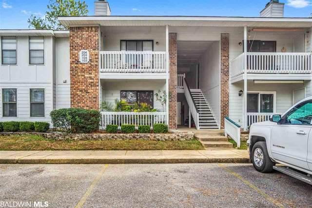 1251 Henckley Ave #103, Mobile, AL 36609 (MLS #300173) :: EXIT Realty Gulf Shores