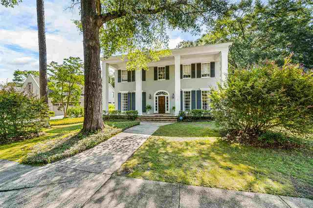 229 Lakewood Drive, Mobile, AL 36608 (MLS #300190) :: Dodson Real Estate Group