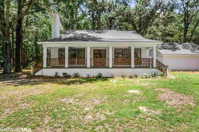 7125 Forest Park Dr, Fairhope, AL 36532 (MLS #300204) :: JWRE Powered by JPAR Coast & County