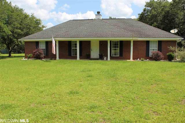 12430 Ranch Rd, Grand Bay, AL 36541 (MLS #300271) :: Gulf Coast Experts Real Estate Team