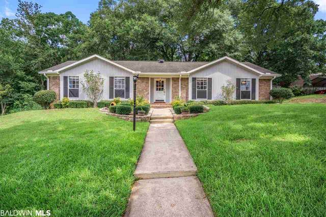 7910 Castlewood Court, Mobile, AL 36619 (MLS #300322) :: Coldwell Banker Coastal Realty