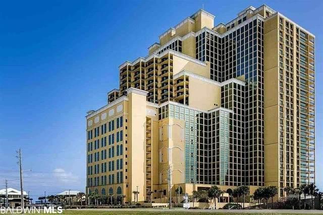 23450 Perdido Beach Blvd #2215, Orange Beach, AL 36561 (MLS #300341) :: Ashurst & Niemeyer Real Estate