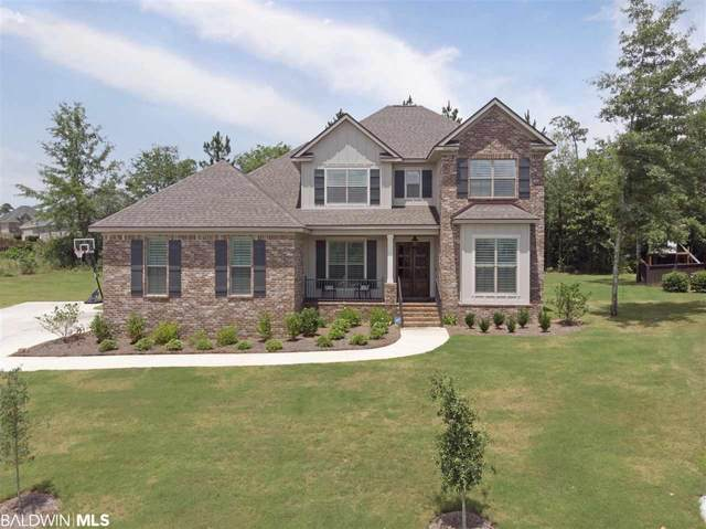 32194 Badger Court, Spanish Fort, AL 36527 (MLS #300440) :: The Kim and Brian Team at RE/MAX Paradise