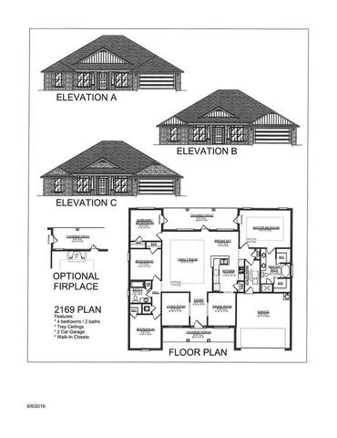 2459 Cherrywood Drive, Foley, AL 36535 (MLS #300484) :: Elite Real Estate Solutions