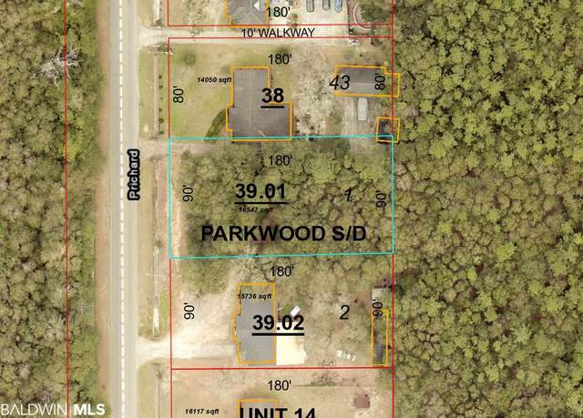 0 Jarrett Road, Prichard, AL 36610 (MLS #300492) :: JWRE Powered by JPAR Coast & County