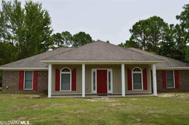 24516 Wood Glen Drive, Orange Beach, AL 36561 (MLS #300525) :: Elite Real Estate Solutions