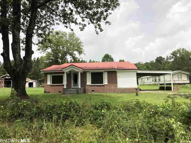 8945 Highway 29, Brewton, AL 36426 (MLS #300639) :: Gulf Coast Experts Real Estate Team
