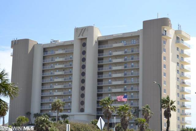25800 Perdido Beach Blvd #803, Orange Beach, AL 36561 (MLS #300731) :: Mobile Bay Realty