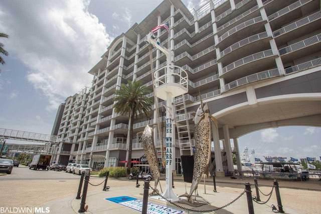 4851 Wharf Pkwy #721, Orange Beach, AL 36561 (MLS #300744) :: Gulf Coast Experts Real Estate Team