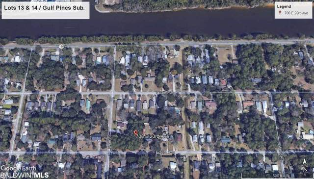 708 E 23rd Avenue, Gulf Shores, AL 36542 (MLS #300748) :: The Kathy Justice Team - Better Homes and Gardens Real Estate Main Street Properties