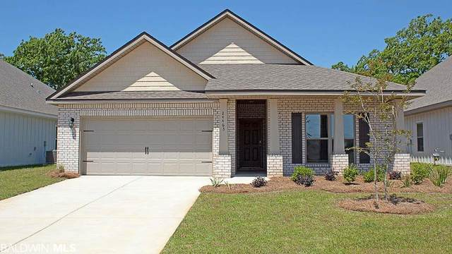 24194 Alydar Loop #174, Daphne, AL 36526 (MLS #300784) :: JWRE Powered by JPAR Coast & County