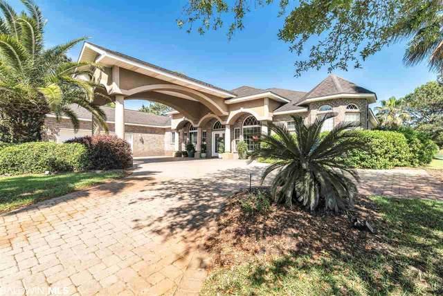 255 Cypress Lake Drive, Gulf Shores, AL 36542 (MLS #300808) :: Coldwell Banker Coastal Realty
