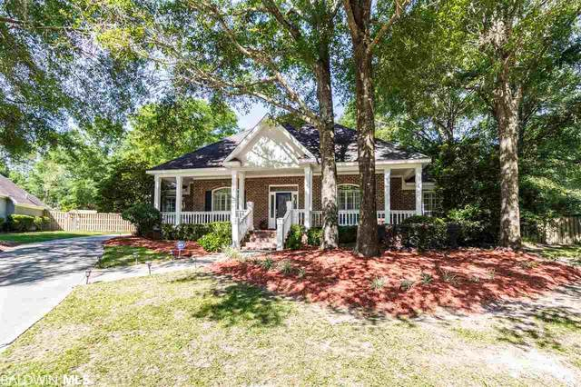 2104 Stonebrook Dr, Mobile, AL 36695 (MLS #300813) :: Elite Real Estate Solutions