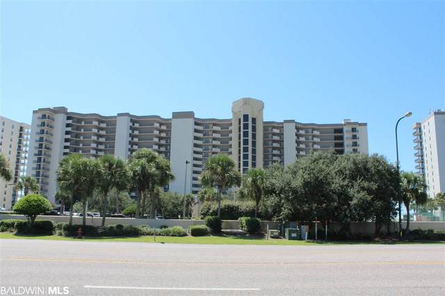 26802 Perdido Beach Blvd #412, Orange Beach, AL 36561 (MLS #300827) :: Mobile Bay Realty