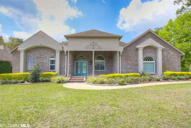 19241 Quail Creek Drive, Fairhope, AL 36532 (MLS #300849) :: Gulf Coast Experts Real Estate Team
