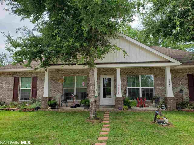 49391 Davis Rd, Bay Minette, AL 36507 (MLS #300884) :: Gulf Coast Experts Real Estate Team