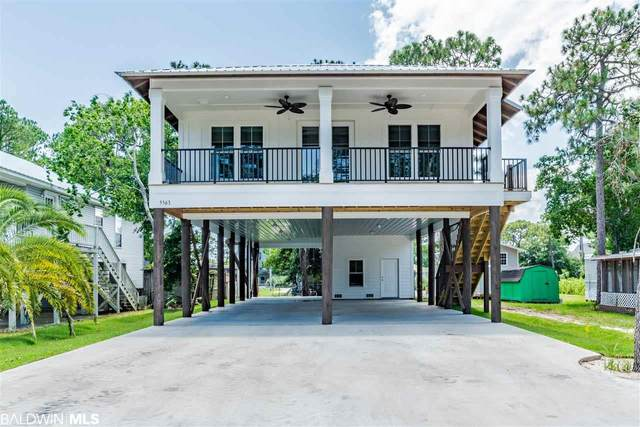 5380 Pensacola Avenue, Orange Beach, AL 36561 (MLS #300906) :: Ashurst & Niemeyer Real Estate