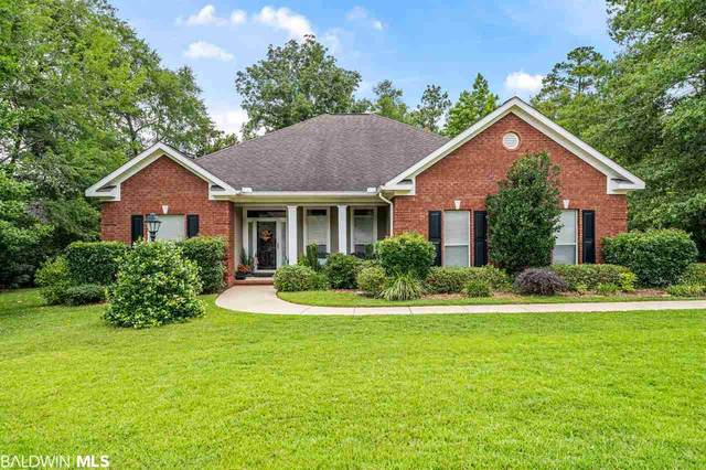 54 General Canby Drive, Spanish Fort, AL 36527 (MLS #300930) :: JWRE Powered by JPAR Coast & County