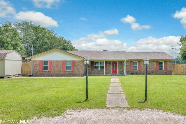 19874 Forest Park Cir, Foley, AL 36535 (MLS #300981) :: The Kim and Brian Team at RE/MAX Paradise
