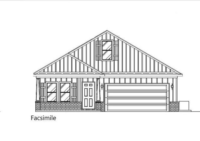 3874 Conrad Ct, Gulf Shores, AL 36542 (MLS #300984) :: Elite Real Estate Solutions