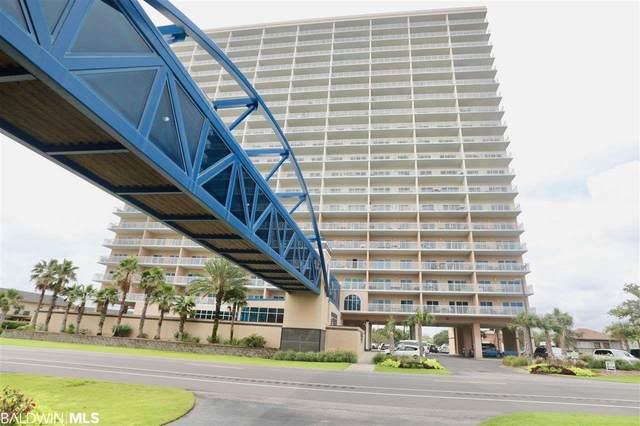 1010 W Beach Blvd #605, Gulf Shores, AL 36542 (MLS #301002) :: ResortQuest Real Estate