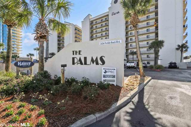 26266 Perdido Beach Blvd #512, Orange Beach, AL 36561 (MLS #301008) :: Elite Real Estate Solutions