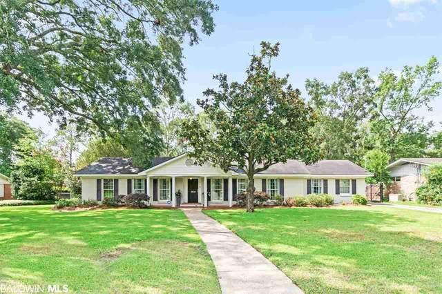 3909 Pembrocke Avenue, Mobile, AL 36608 (MLS #301026) :: Gulf Coast Experts Real Estate Team