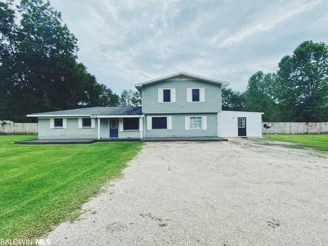 1106 Mcrae Street, Atmore, AL 36502 (MLS #301028) :: Gulf Coast Experts Real Estate Team