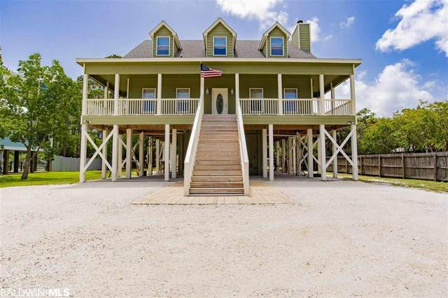 4733 Holder Dr, Orange Beach, AL 36561 (MLS #301039) :: Dodson Real Estate Group