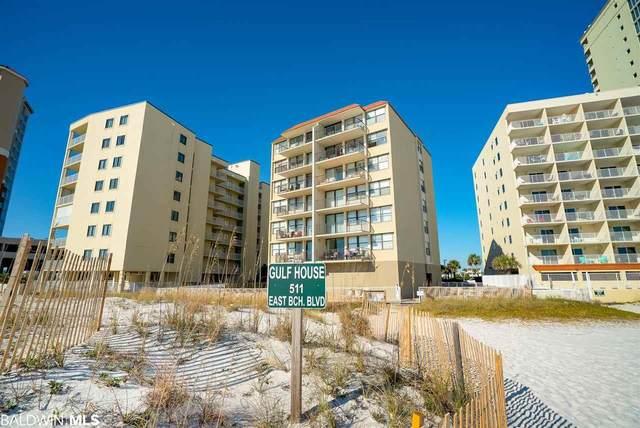 511 E Beach Blvd #602, Gulf Shores, AL 36542 (MLS #301082) :: JWRE Powered by JPAR Coast & County