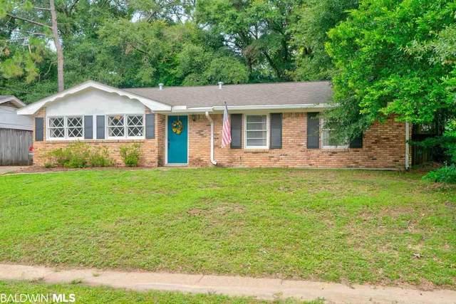 313 Syracuse Street, Mobile, AL 36608 (MLS #301133) :: Elite Real Estate Solutions