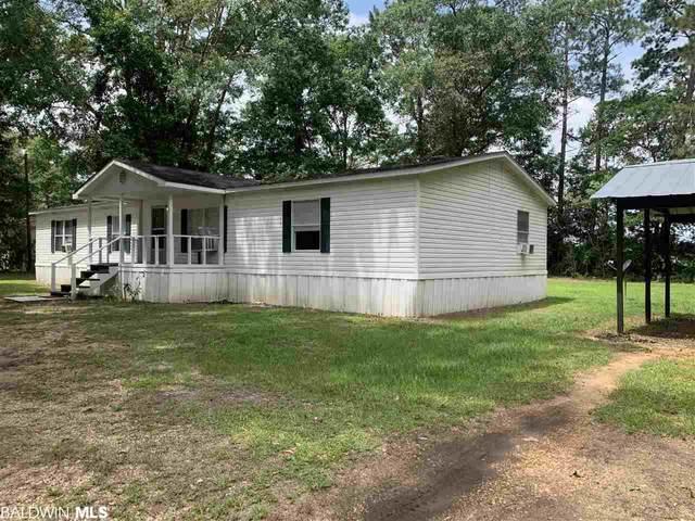 182 Edgewood Court, Monroeville, AL 36460 (MLS #301137) :: Elite Real Estate Solutions