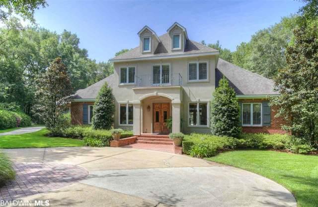 6930 Oak Point Lane, Fairhope, AL 36532 (MLS #301145) :: Elite Real Estate Solutions