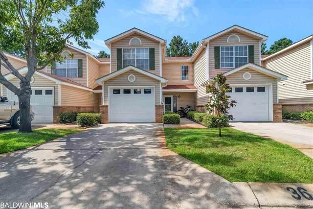 1517 Regency Road #36, Gulf Shores, AL 36542 (MLS #301162) :: ResortQuest Real Estate