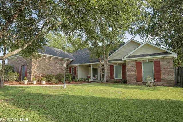 7039 Cannon Ball Circle, Bay Minette, AL 36507 (MLS #301166) :: Elite Real Estate Solutions