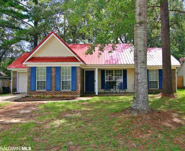 831 W Copperfield Drive, Mobile, AL 36608 (MLS #301214) :: Elite Real Estate Solutions