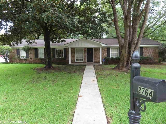 2764 S Barksdale Drive, Mobile, AL 36606 (MLS #301220) :: Elite Real Estate Solutions