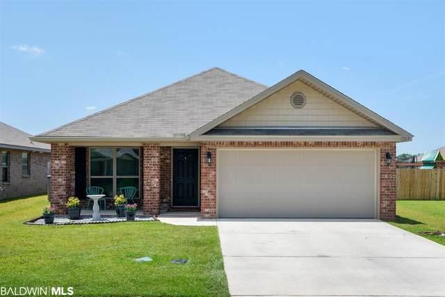 1265 Colleton St, Semmes, AL 36575 (MLS #301223) :: Elite Real Estate Solutions