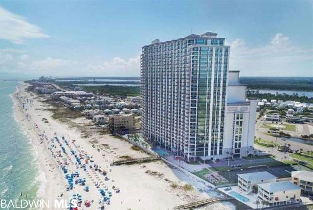 23450 Perdido Beach Blvd #1705, Orange Beach, AL 36561 (MLS #301257) :: EXIT Realty Gulf Shores