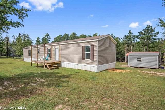 49271 Davis Rd, Bay Minette, AL 36507 (MLS #301271) :: Ashurst & Niemeyer Real Estate