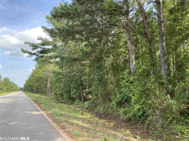 5 Booneville Road, Atmore, AL 36502 (MLS #301280) :: Bellator Real Estate and Development