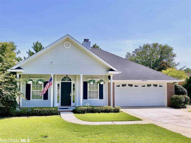 20158 River Mill Drive, Fairhope, AL 36532 (MLS #301289) :: EXIT Realty Gulf Shores