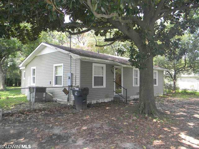 262 Thompson Blvd, Chickasaw, AL 36611 (MLS #301293) :: EXIT Realty Gulf Shores