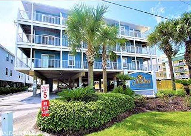 1129 W Beach Blvd #312, Gulf Shores, AL 36542 (MLS #301295) :: EXIT Realty Gulf Shores