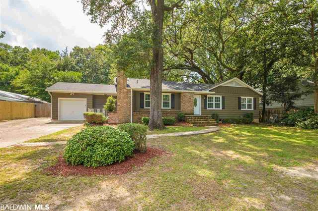 258 Jackson Blvd, Mobile, AL 36609 (MLS #301342) :: Coldwell Banker Coastal Realty
