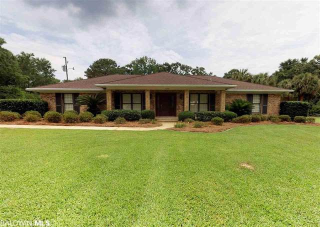 7731 Pendarvis Lane North, Irvington, AL 36544 (MLS #301374) :: The Kim and Brian Team at RE/MAX Paradise