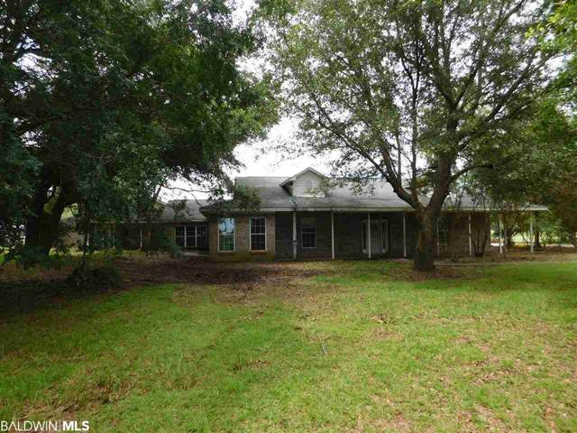 22447 County Road 38, Summerdale, AL 36580 (MLS #301500) :: Elite Real Estate Solutions