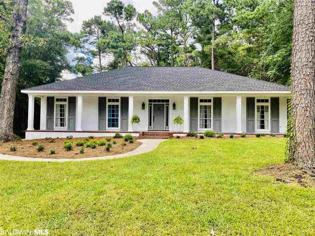 3 Fort Huger Pte, Spanish Fort, AL 36527 (MLS #301502) :: Ashurst & Niemeyer Real Estate